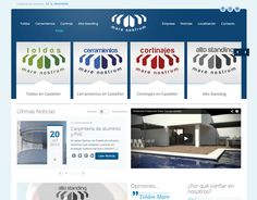Diseño de página web para empresa de toldos en castellón. http://www.dipixel.es/portfolio-diseno-web-barcelona/