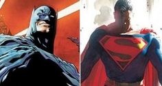 Batman And Superman To Team Up In New Film