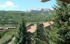 Take full advantage of this Snowmass, CO deluxe 2 bedroom vacation rental with its newly remodeled kitchen and bathrooms, as well as outstanding mountain views throughout the condo. Enjoy the easy acc...
