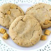 Cap'n Crunch Peanut Butter Cookies Recipe - Top Ranked Recipes