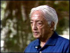 ▶ J. Krishnamurti & D. Bohm - The Ending of Time (Dialogue One) - YouTube