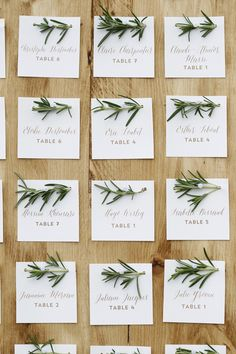 108 insanely creative seating cards and displays page 17 Wedding Trends, Trendy Wedding, Wedding Designs, Wedding Ideas, Green Wedding, Wedding Flowers, Wedding Table, Rustic Wedding, Wedding Reception