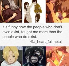 Anime, it above and beyond more than entertains. I really appreciate it