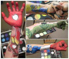 Hero arms