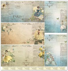 LaBlanche Papers Ballet 3 - LaBlanche B2B Shop