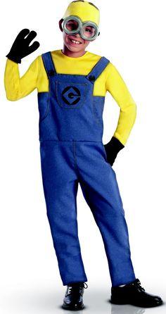 Costume da Minion Dave™ per bambino e molti altri personaggi in licenza  ufficiale online sul b60708881af