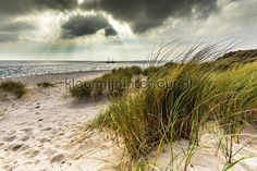 Photo wallpaper of the wallpaper collection AP Digital Architects Paper Ocean Sounds, Cottages By The Sea, Relaxing Places, The Dunes, Photo Wallpaper, Travel Wallpaper, Painting Inspiration, Strand, Landscape Photography