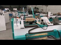 CNC wood lathe machine with spindle with automatic feeding bracket - YouTube Cnc Wood Lathe, Lathe Machine, It Cast, Youtube, Youtubers, Youtube Movies