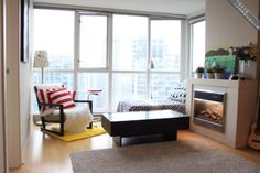 the room in Yaletown [Vancouver] http://sharehouse.in/jpn/house/detail/1055/