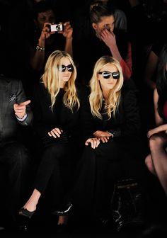 Black on Black on Olsen