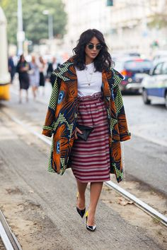 Chiara photographed by Stockholm Street Style