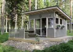 BBQ shed. Bbq Shed, Small Cabin Plans, Craft Shed, Studio Shed, Tiny House Trailer, Modern Tiny House, Loft House, Summer Kitchen, Backyard