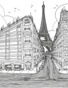 awesome perspective drawings - Google Search