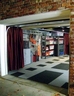 garages beyond the ordinary