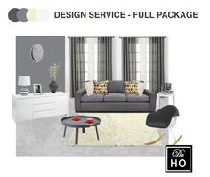 Interior Design Service Online, EDesign. Complete Living Room Design With  Scaled Plan, Moodboard And Shopping List. Easy And Affordable   Interior  Design ...