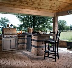 Peachy 45 Best Outdoor Kitchens Images In 2019 Outdoor Outdoor Home Interior And Landscaping Palasignezvosmurscom