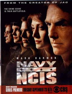 NCIS - It was Navy NCIS when it began....