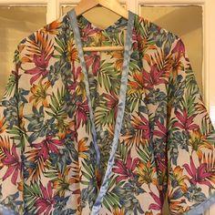 Handmade kimono £17