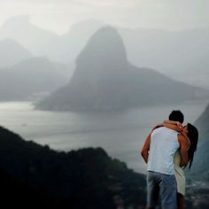 I need a pic like this in brazil with my husband :)