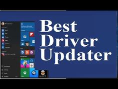 Best Driver Updater For Windows 10 https://youtu.be/BHg2k_bgx-M Click on the link below and check the best driver updater for windows 10 http://ift.tt/2pkY1dt You can download this Windows 10 Driver Program updater. Driver Updater performs quick registry cleanup and maintenance. This driver updater tool contains drivers for all variety of Windows twelve devices. https://www.youtube.com/watch?v=UGLhqLJgDpQ With just one click you can revise the driver as well as the rest of the drivers in…