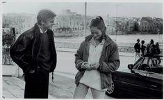 "1987 Vintage Photo Mikhail Baryshnikov Julie Kent in Ballet ""Dancers"" Movie | eBay"