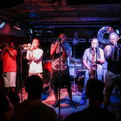Check out this slideshow ReBirth Brass Band Tuesday Nights at the Maple Leaf Bar in this list A Soul Sister's Top Spots in NOLA