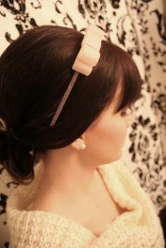 DIY Tutorial DIY Arts &  Crafts / DIY Headband - Bead&Cord