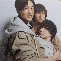 Japanese Boy, Asian Celebrities, Snowman, Idol, Actors, Guys, Couple Photos, Couple Shots, Couple Photography