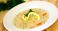 Tarragon Chicken Ragout Soup - healthy, tasty and so easy to make Tarragon Chicken, Hungarian Recipes, Hungarian Food, Healthy Soup, Cheeseburger Chowder, Thai Red Curry, Recipies, Food And Drink, Yummy Food
