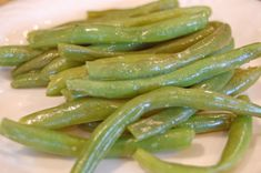 Cooking fresh green beans..I know i'm a dork but I really don't know how to cook fresh green beans