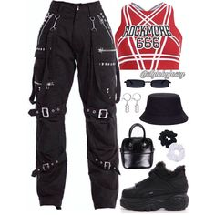 Fashion Tips Teenage .Fashion Tips Teenage Cute Casual Outfits, Edgy Outfits, Retro Outfits, Grunge Outfits, Kpop Fashion Outfits, Stage Outfits, Outfits For Teens, 80s Fashion, French Fashion
