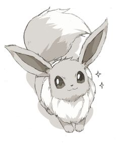 Shiny Eevee, I have a mushy spot for shiny Eevee.
