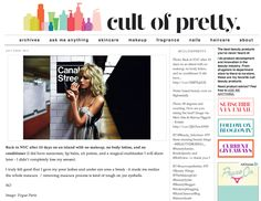 The 50 Best Beauty Blogs Out There   StyleCaster