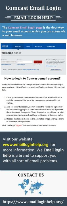 Comcast E Mail