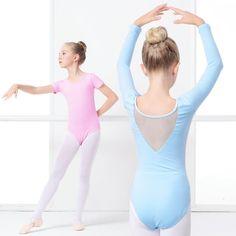 Girls Toddler Ballet Leotard Bodysuit Mesh Back Children Ballet Clothing Short Sleeve Dance Wear For Kids. Yesterday's price: US $12.90 (10.48 EUR). Today's price: US $11.87 (9.64 EUR). Discount: 8%.