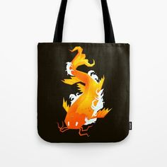 Buy Carp II Tote Bag by Yetiland. Worldwide shipping available at Society6.com. Just one of millions of high quality products available.