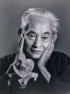 Yasunari Kawabata (1899 – 1972), Japanese Nobel Prize for Literature winner.