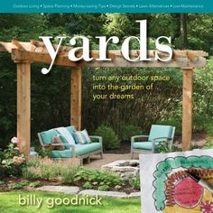 """I have a new fav gardening book/garden educator. Ya gotta love the big-picture-to-next-step progression Billy Goodnick guides the reader through (+ he's fun/ny); he is writing for the majority of us who garden in  sharply delineated yards, and now I know why my garden beds never look quite...right.    Got the """"right plant/right place"""" and sustainable, critter-friendly, native/nativar thing down, so my most valuable take-away was his """"Core of Four"""" concept, found in Chapter 15--"""