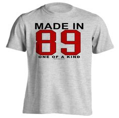 Mens 127th Birthday T-Shirt