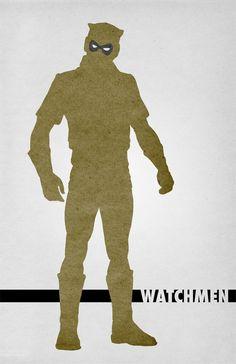 Watchmen - Original Nite Owl (Minutemen)