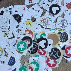 Stickers   Happy box