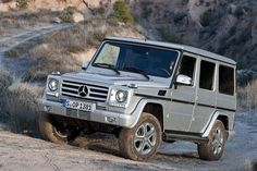 New Mercedes G-class 2012