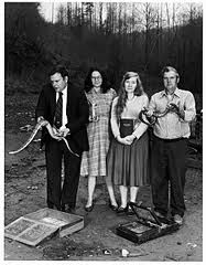 """I chose snake handling """"crazy people"""" as my negative Appalachian stereotypes. When people think about some churches, there automatic thought is the snake handlers of the Appalachian region. http://www.herpfamily.com/showthread.php?t=13187"""