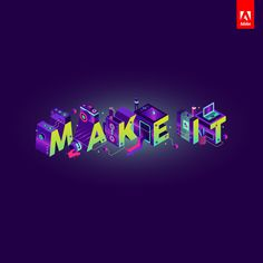 MAKE IT Online is an event that celebrates creative expression and the technology that enables it. Be inspired by a stellar host of local and international industry pioneers, interact with hundreds of fellow creatives and see the new features in the Creative Cloud toolset.