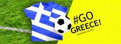 Greece Flag, World Cup, Greek, Tee Shirts, Collections, Clothing, Shop, Handmade, Design