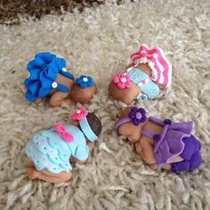 Souvenirs de bébé pour  filles (4 filles)