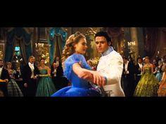 Dos nuevos clips de 'Cenicienta (Cinderella)'
