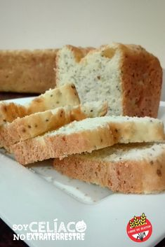 Gluten Free Recipes, Healthy Recipes, Pan Bread, Fodmap, Cornbread, Diet, Meals, Baking, Ethnic Recipes