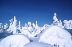 Climate change could mean largely snow-free winters in southern Finland, whilst in the north more snow may fall than previously.