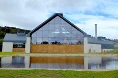Dalmunach distillery speyside scotland